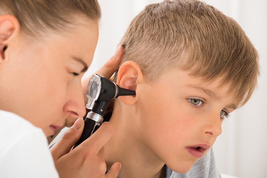 Middle Ear Infection Treatment