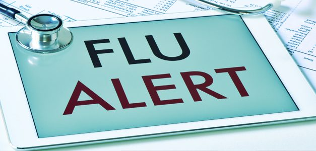 Don't Be Bait For The Flu Virus