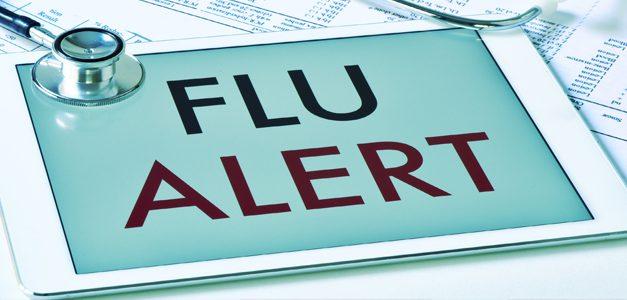 Don't Be Bait For The Flu Virus